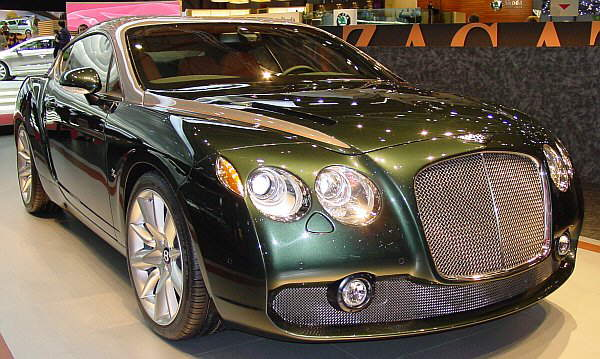 Zagato - Bentley GTZ