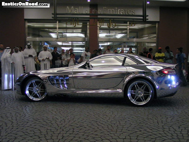 BENZ BUILT IN WHITE GOLD