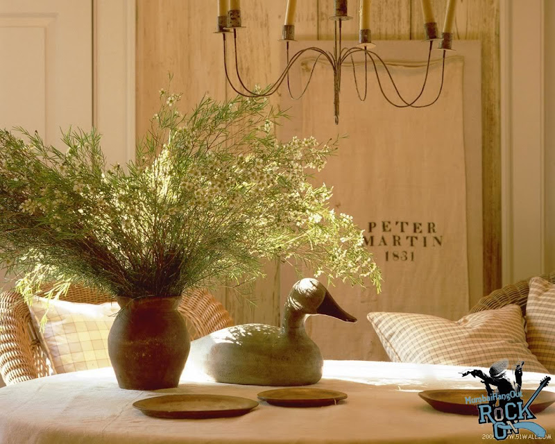 Home Decorations that spread Peacefulness