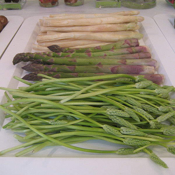 Asparagus for Cancer -