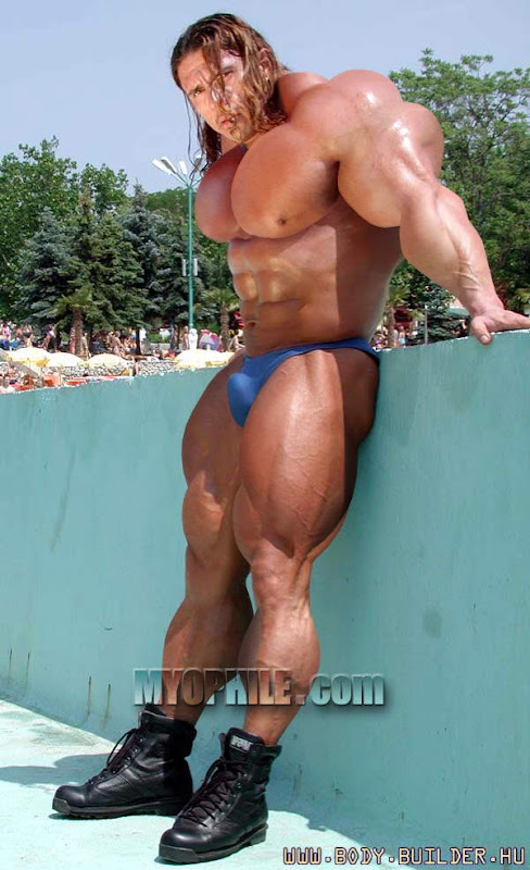 Heights of Body Building