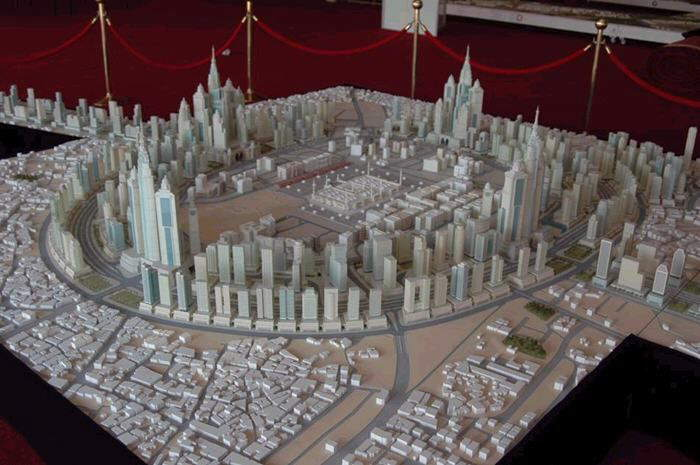 The Future Plan Of Madina City