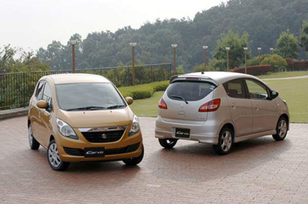 Suzuki Cervo: Maruti's Answer to Tata Nano