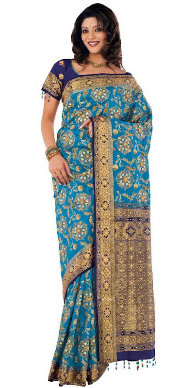 Traditional Indian Sarees for Festive Occasions