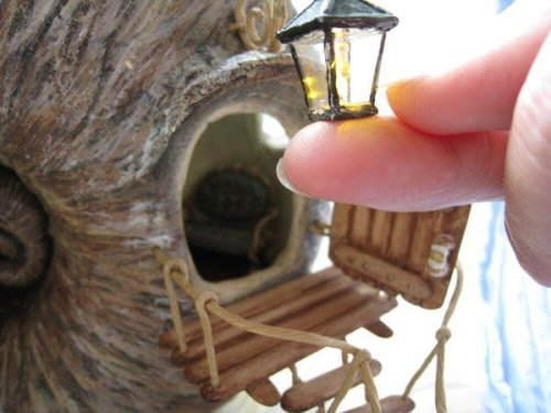 The Amazing Mini Snail House Pictures... (Miniature Art)