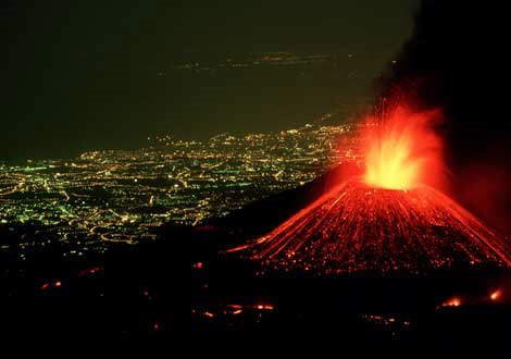 Ten Majestic Volcanoes - Awe Inspiring