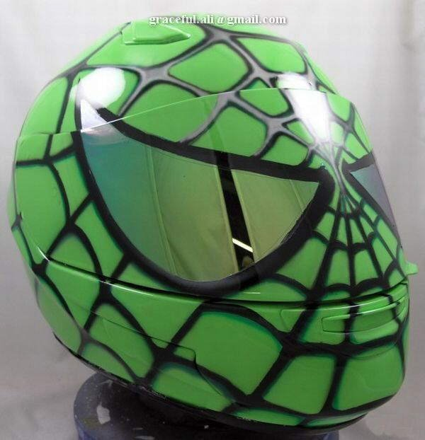 Helmet Art - Wild Animal / Super Hero Themes