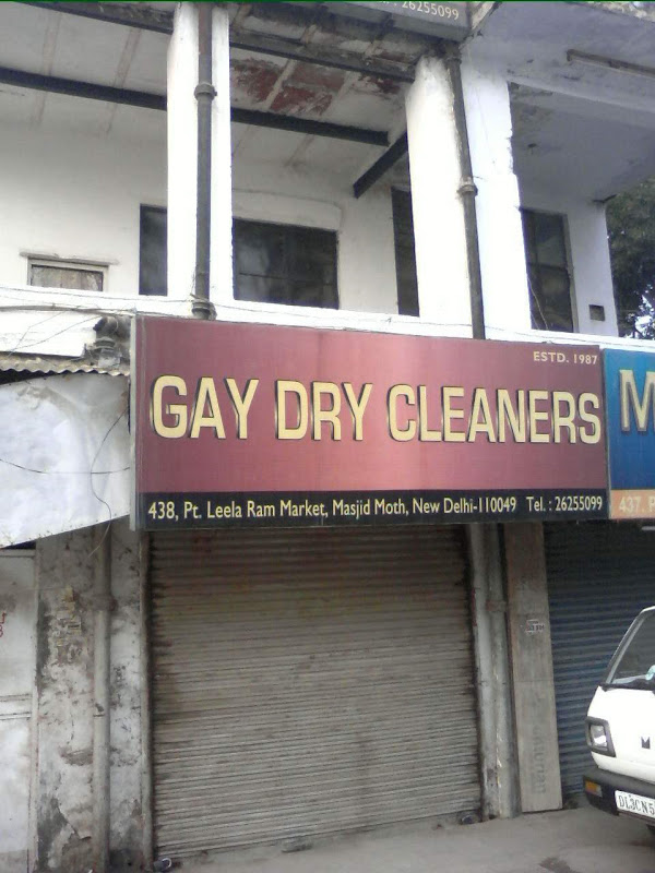 Dry Cleaners... They make you really happy & ***