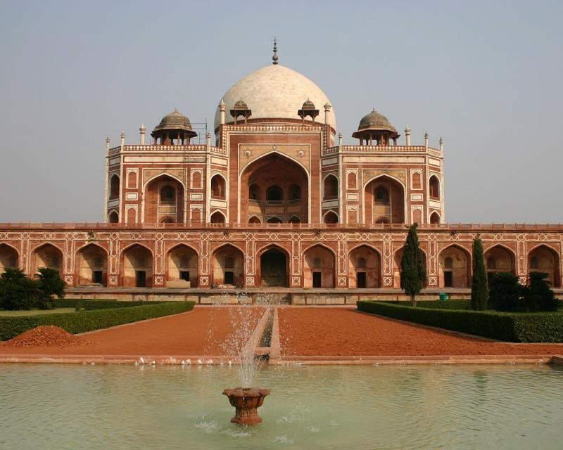 Magical India in 9 Wonderful Photos: Taj Mahal, Jaipur (Hawa Mahal), Jaisalmer, Fatehput Sikri, Pushkar, Amber Fort, Jodhpur, Nagada Temple, Humayun Tomb