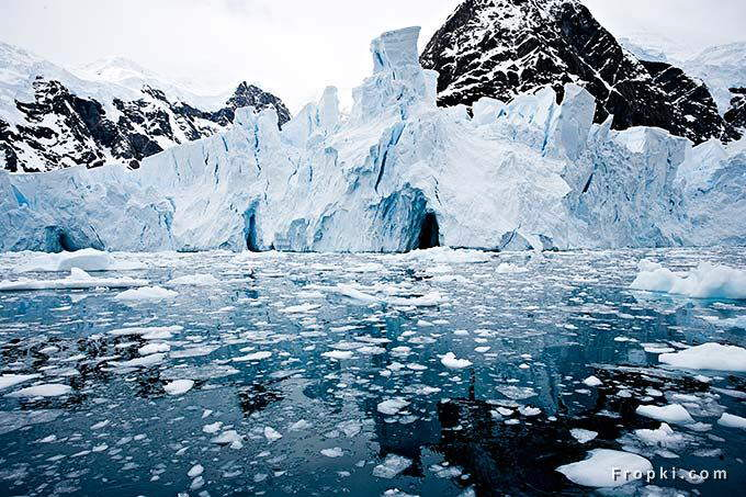 Antarctica: Frozen and Beautiful