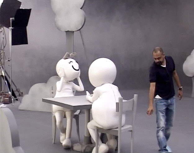Photos from The making of vodafone zoozoo...