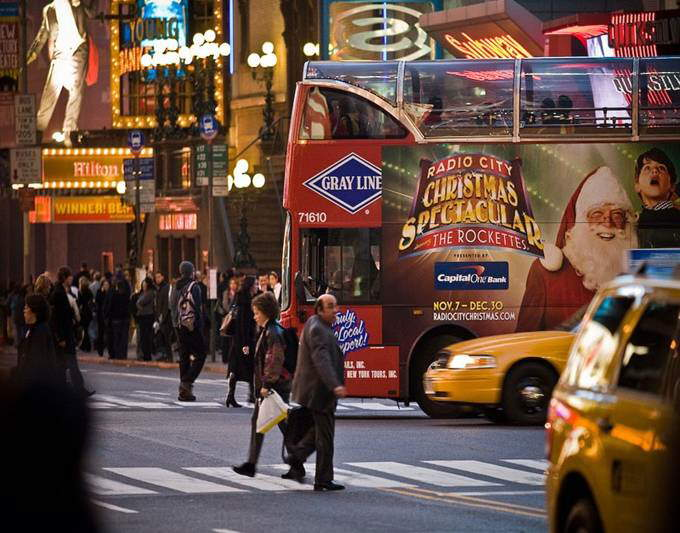 New York Street Photos: Advertising in New York