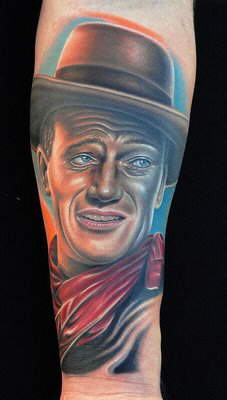 Tattoos of Celebrities... Portrait tattoos are some of the hardest tattoos to get right... it's true artistic ability