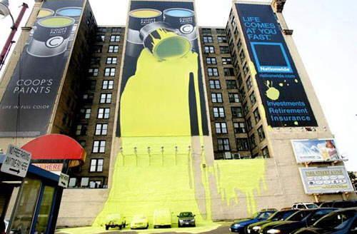 Creative and clever ads: WWF, Volkswagon, Sony Alpha, Levis, Calvin Klein, Lenovo, Heineken