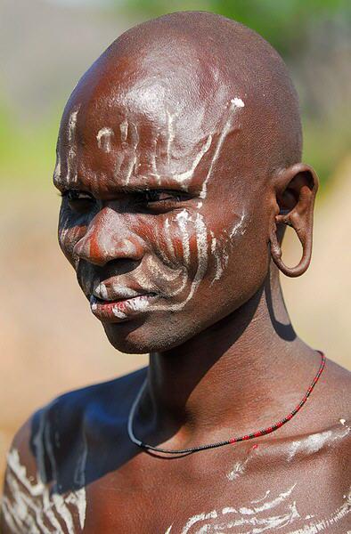 Ethiopia: Tribe Mursi