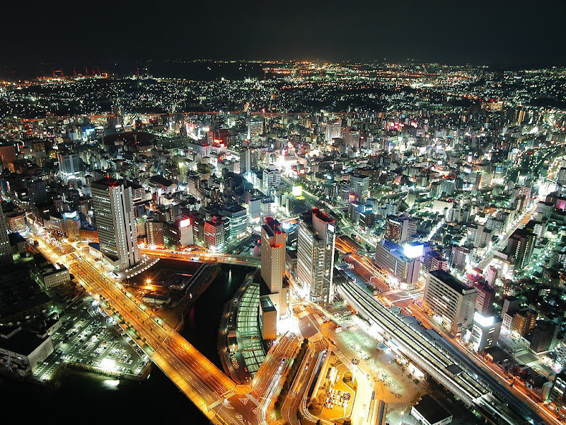 Japan at Night