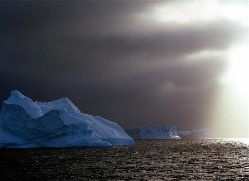 Wonders of Antartica... Really interesting stuff