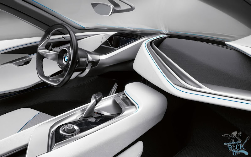 BMW Vision Efficient Dynamics Concept - Wallpapers