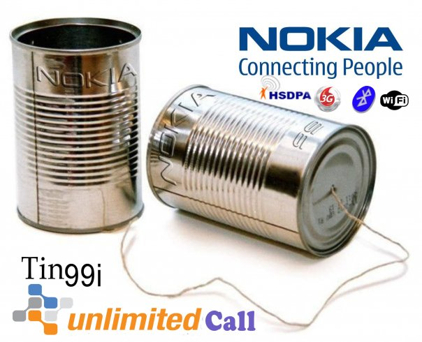 New Nokia Tin99i