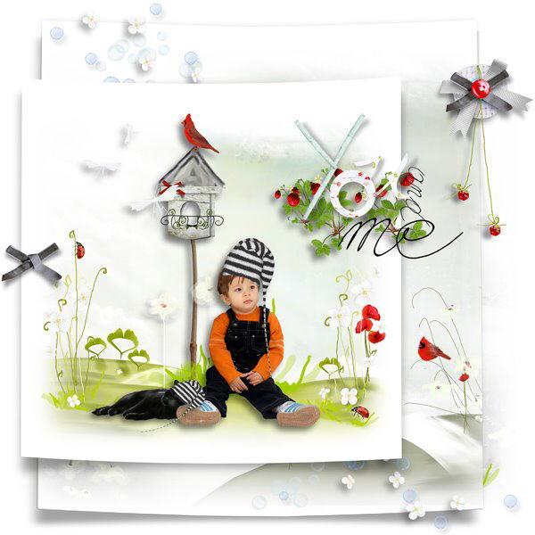 Kids' Photo Montage
