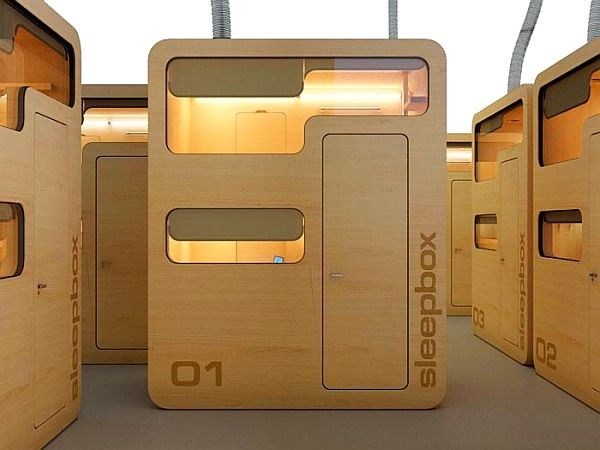 Sleep Boxes in Dubai
