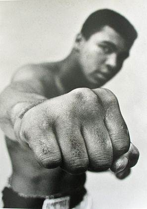 Boxer Muhammad Ali's advice to his daughter