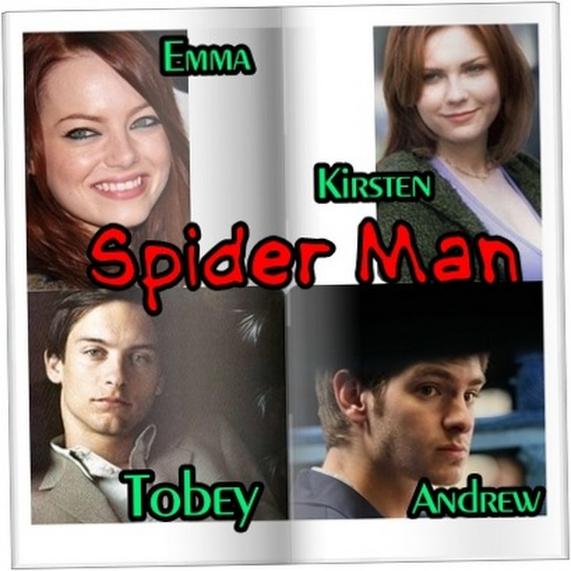 Spider-Man! New Mary Jane?