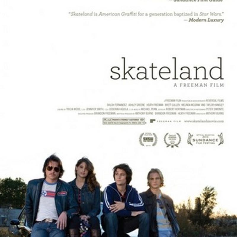 Skateland…