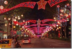 Orchard Road Christmas lightup