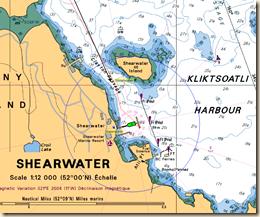 Shearwater Moorage