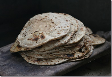 chapatti indian bread roti