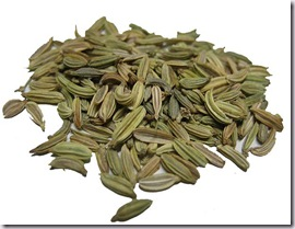 Fennel Seeds.Indian spicejpg