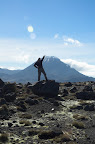 Mt Ngauruhoe - Mt Doom