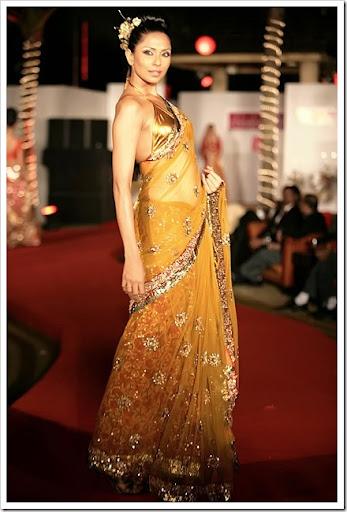 Kanjivaram silk is the typical SouthIndian Bridal dress
