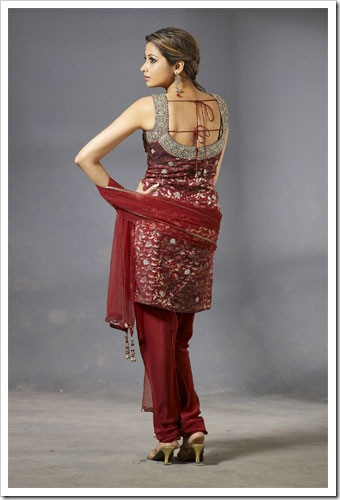 Beautiful Churidaar Suits Online - Latest Fashion Trends