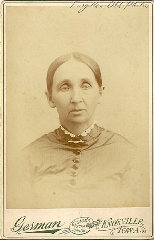 Emily Rouze Hunter Cabinet Card Solway