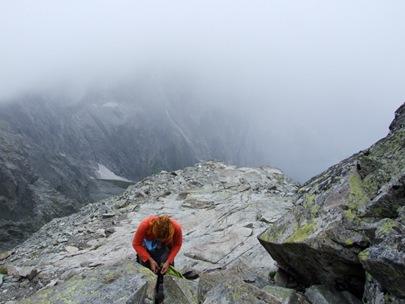 Nebel am Rysy