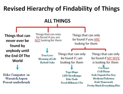 Revised Findability