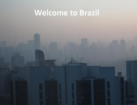 Brazil Welcome
