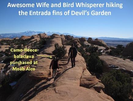AW BW hiking fin