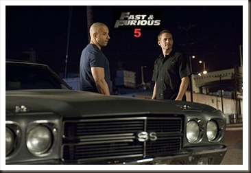 Fast and Furious 5 Film