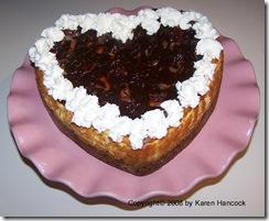 cherry choc torte