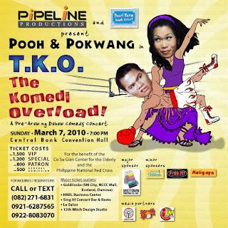 Pooh and Pokwang: T.K.O.