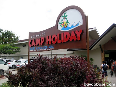 Camp Holisat Resort & Recreation Area, Babak, Island Garden City of Samal