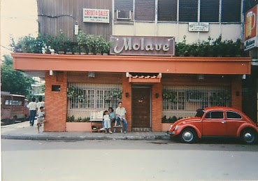 Molave Restaurant, old Ponciano branch