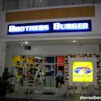 Brothers Burger, Damosa Gateway, Lanang, Davao City