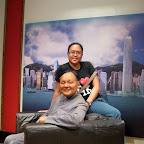 Deng Xiaoping at Madame Tussauds in The Peak, Hong Kong