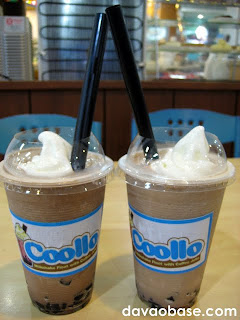 Perfect pair: Coollo milkshakes Dutch Choco and English Chocovanilla