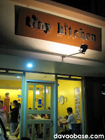 Tiny Kitchen, F. Torres cor. Mabini, Davao City