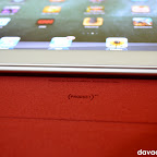 (Product) Red Smart Cover on iPad 2